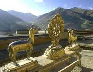 tibet ruota