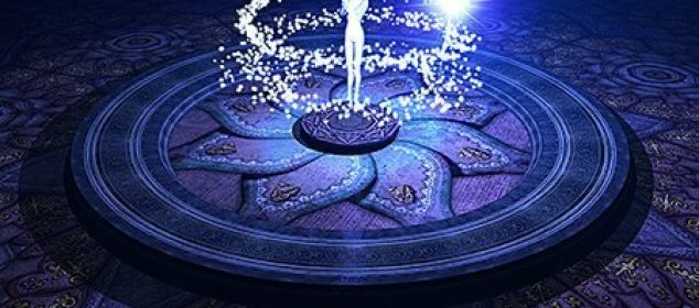 Ceremonial White Magic Advanced Energy System 1