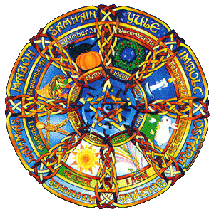 ruota 2 - Pagan Wheel of the Year Celtic