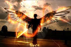 angelo di fiamma reiki