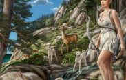 Protezione animali della Dea Artemide 11
