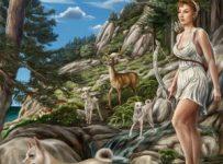 Protezione animali della Dea Artemide 14