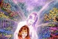 angeli custodi con bambini 197x133 - Children's Angelic Light