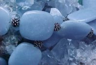 Angelite Stone Energy 4