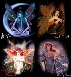 le fate - Energy and Magic Fairies (Fate)