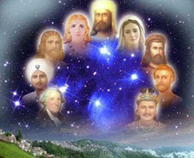 maestri ascesi 1 - The Ascended Masters