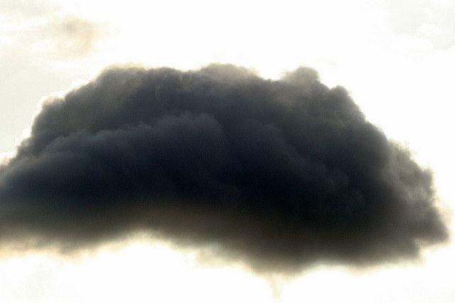 nuvola nera - Clearing Self Sabotage Reiki