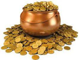 pignatta doro 1 - Heart of Gold 999