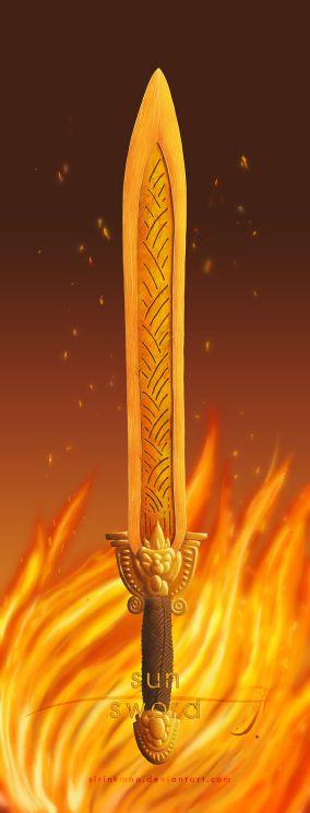 solar sword - Solar-Sword