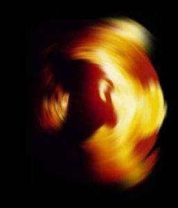 spettro di fuoco
