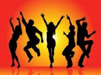 energetic dance