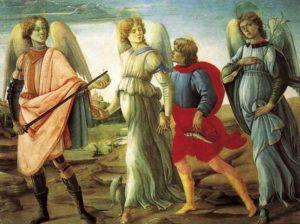 Arcangeli Gabriel e Rafael 151