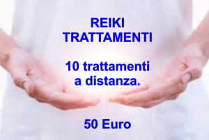 trattamenti reiki